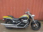 SUZUKI BOULEVARD 2008 M50Z TWO/TONE LIMITED EDITION EASY REPAIRABLE SALVAGE