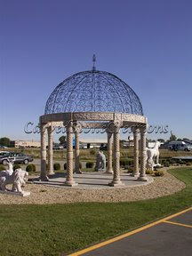 Outdoor Gazebos, granite