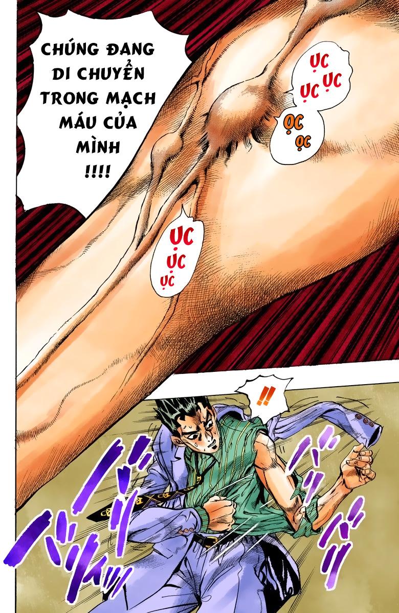JoJo no Kimyou na Bouken Chap 395 - Truyen.Chap.VN