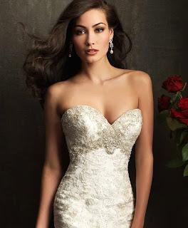 Allure Bridals Fall 2013