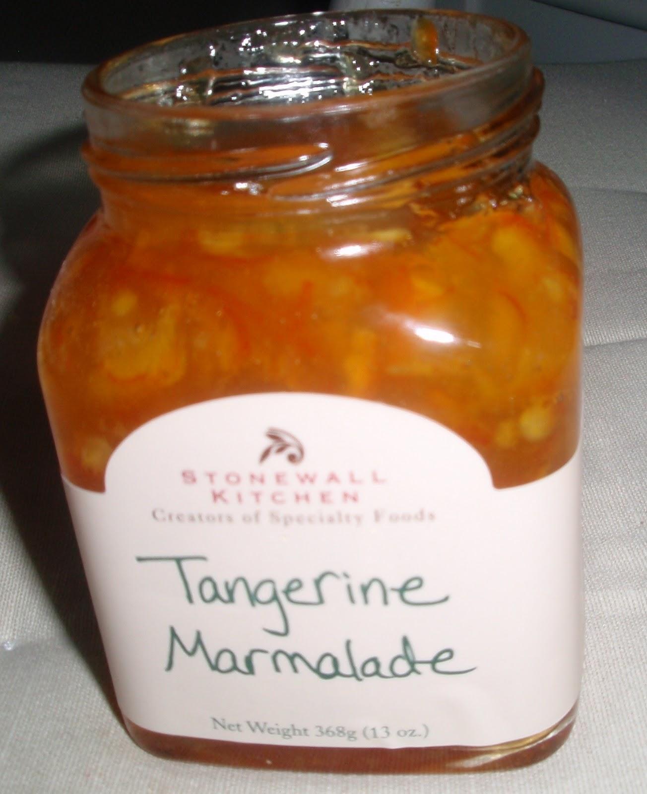 Tangerine Marmalade Recipe — Dishmaps