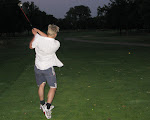 we had to quit at 16 holes...it got dark on us...not surprising since it took us four and a half hours to get that far