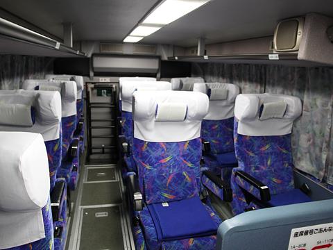 JR四国バス「ドリーム高松号」 694-5950 車内 その2