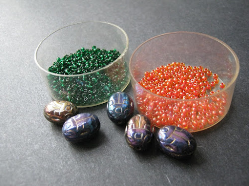 Forbidden Fruit Bead Palette