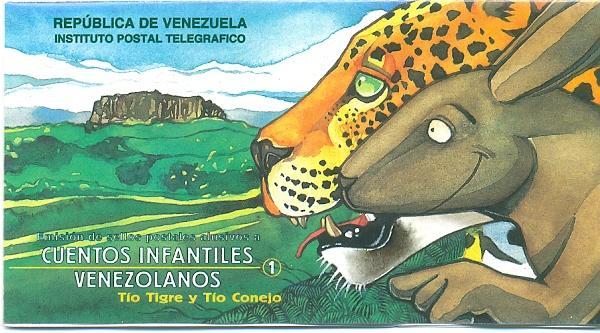 Cuento infantiles venezolanos: Tío Tigre y <strong>Tío Conejo</strong>