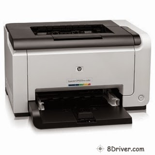 get driver HP LaserJet CP1028nw Printer