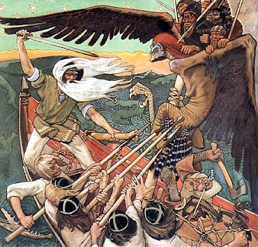 Gallen-Kallela_The_defence_of_the_Sampo.