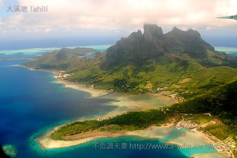 【大溪地Tahiti天堂之旅】如果下輩子有機會選擇?你會想要做哪個國家的人!
