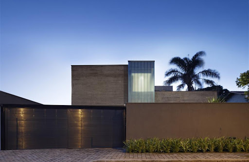 Residence in Belo Horizonte design by Anastasia Architects