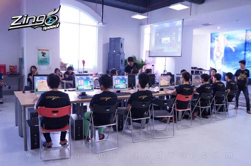 Zing Speed: Toàn cảnh vòng chung kết SSC 2011 8