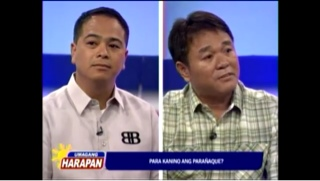 Paranaque City Mayoral Debate
