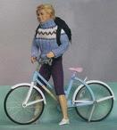 Бриджи и свитер для Кена