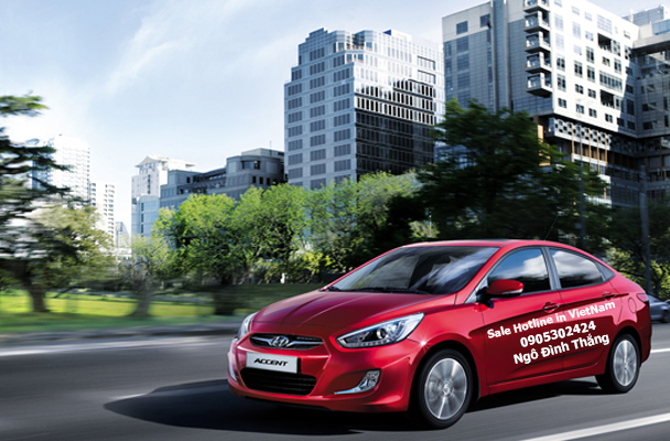 Hyundai Accent AT 1.4L