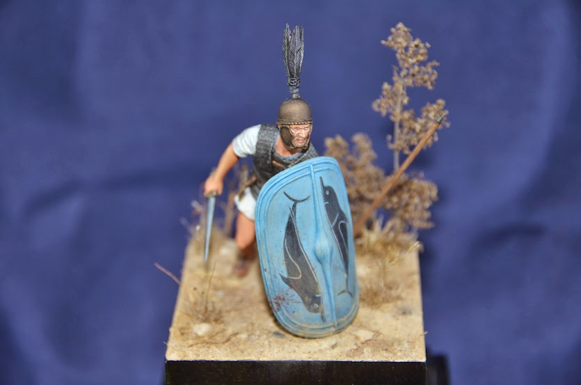 infanterie de marine romaine masterclass DSC_5934