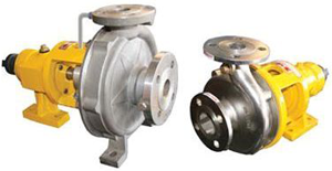 Centrifugal Stainless Steel Pumps