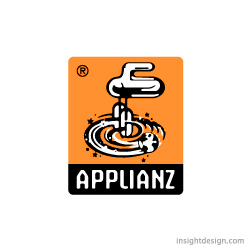 Applianz computer software company logo design Wichita graphic design