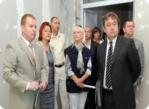 Губернатор проинспектировал ход работ по капитальному ремонту ГКБ №1