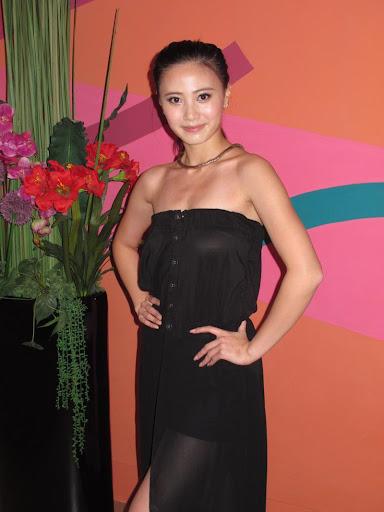朱晨麗為劇集《情逆三世緣》排舞