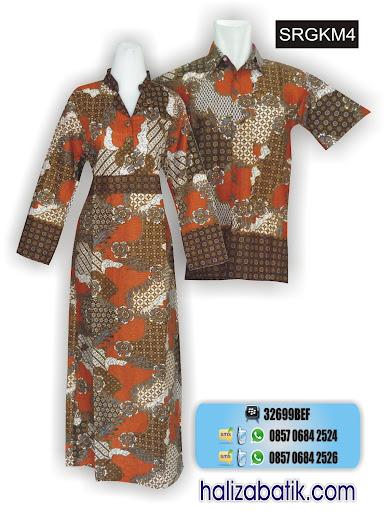 grosir batik pekalongan, Model Seragam, Baju Sarimbit Muslim, Gamis Sarimbit