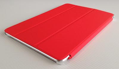 iPad miniにスマートカバーとバッファロー BSIPD712CHCRを装着