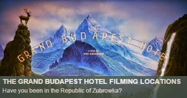 Grand Budapest Hotel Filming Locations