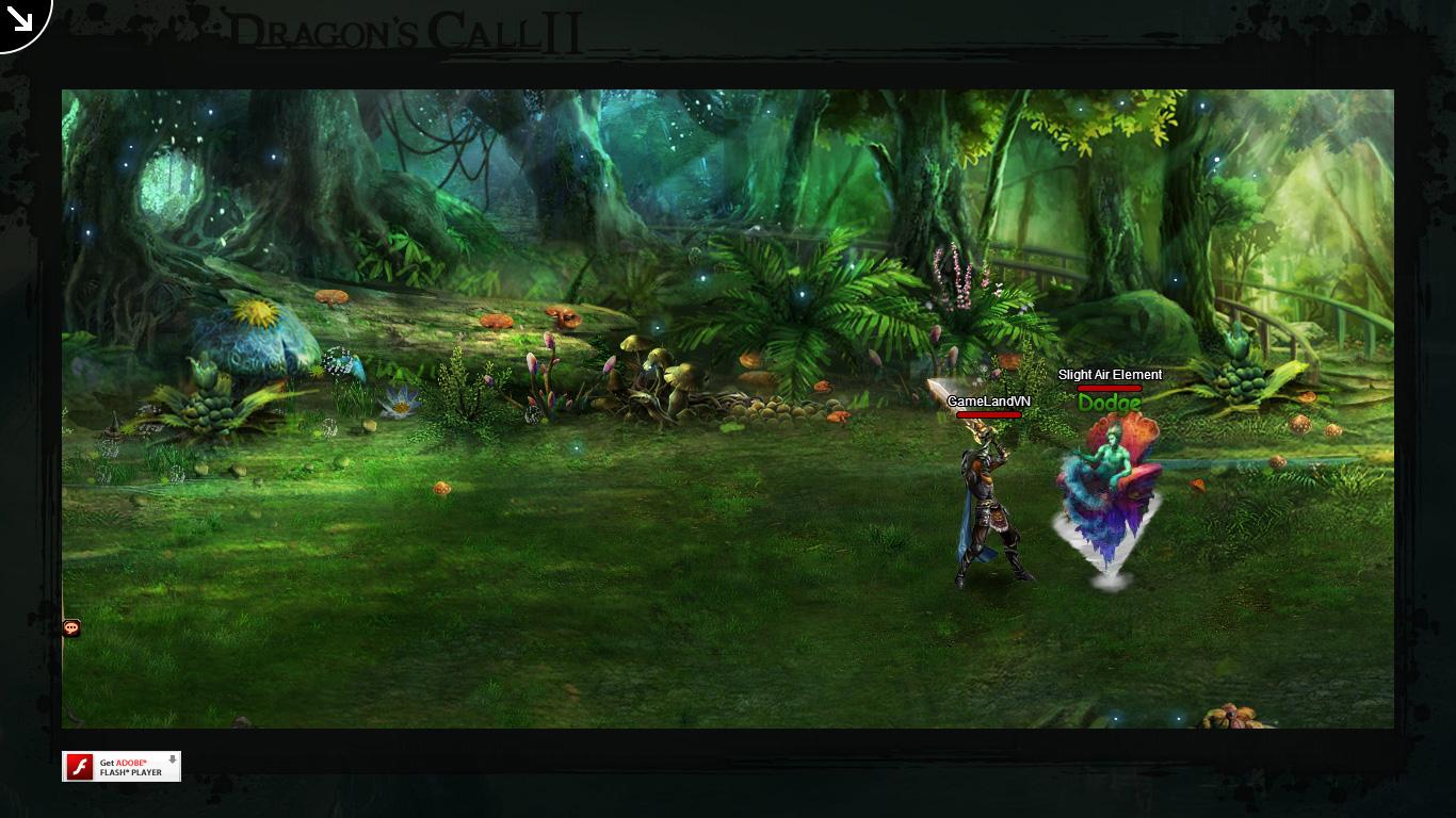 Một số hình ảnh về webgame Dragon's Call 2 - Ảnh 9