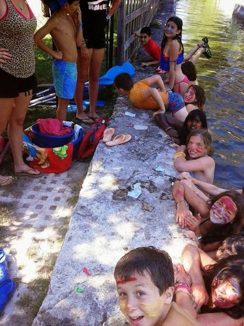 Diario del Campamento Molino de Butrera, 13 al 26 de julio