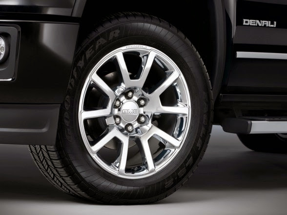 2014 GMC Sierra Denali - Wheel