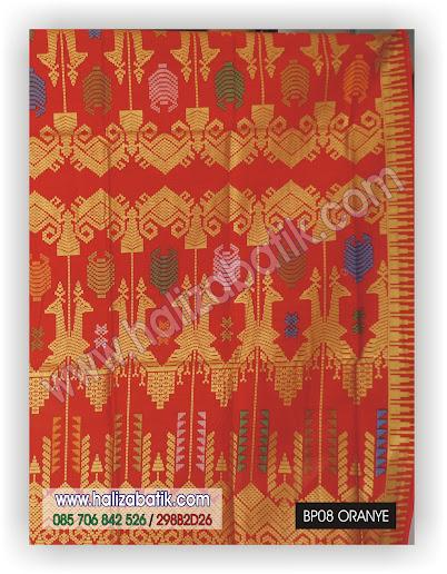Batik Murah, Butik Batik, Macam Macam Batik, BP08 ORANYE