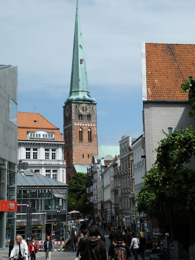 Sightseeing in  Lubeck Altstadt Breite Straße, Germany, visiting things to do in Germany, Travel Blog, Share my Trip