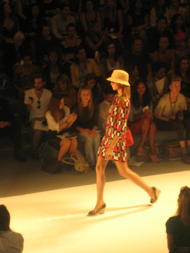Inspection Report: Milly Spring 2012 Runway Show
