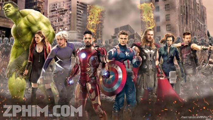 Ảnh trong phim Biệt Đội Siêu Anh Hùng 2: Đế Chế Ultron - Avengers: Age of Ultron 2