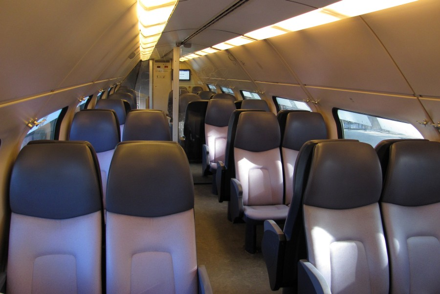 NL] Fahrtbericht Fyra V250 und NID (Intercity-Doppeldecker) - S-Bahn ...