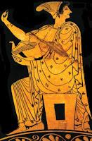 Ελληνίδα Θεά με αριστερόστροφα τετράγαμμον,σύμβολο έρωτα σε γυναίκα,Greek Goddess tetragammon clockwise, symbol of love in woman