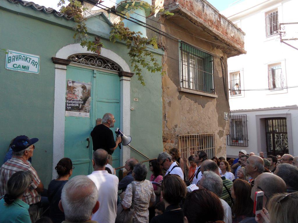 Basmane Bayraktar Camii