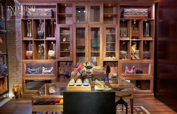 Trang trí shop giày dép 01