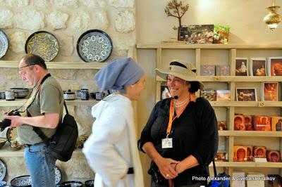 Экскурсия Монастырь Бэйт Джамаль. Гид в Израиле Светлана Фиалкова.