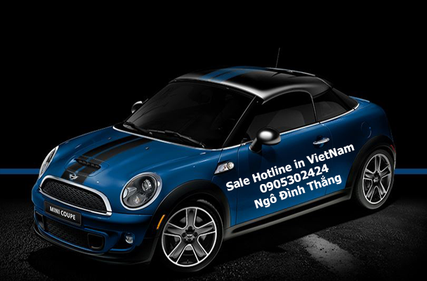 Mini Join Cooper Work Coupe