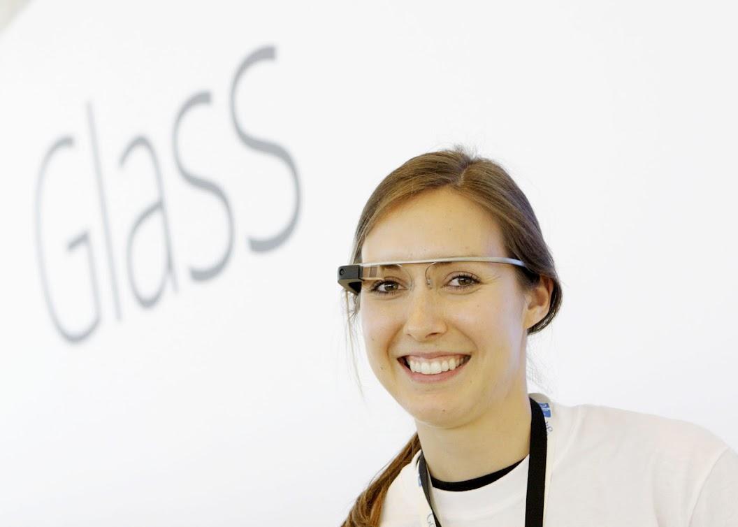 Google Glass, Google I/O 2012