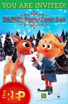 Rudolph at the Rep