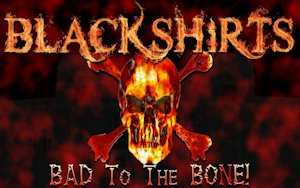 Husker Blackshirts Bad To the Bone