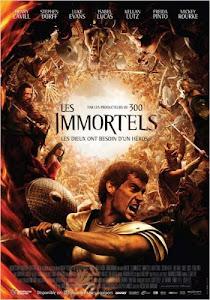 Chiến Binh Bất Tử - Immortals poster