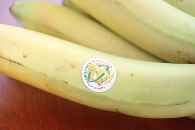 close-up photos of bananas
