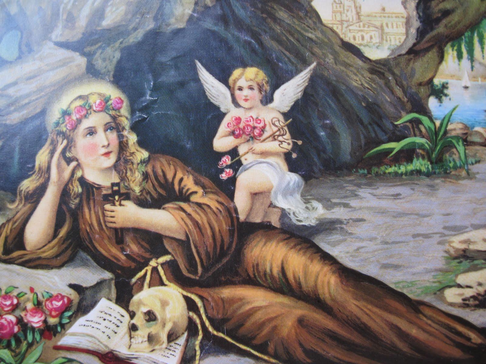 Resultado de imagem para Santa Rosalia