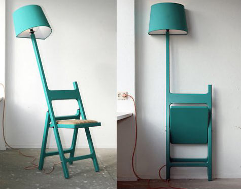 Chair Lamp