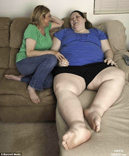 largest woman