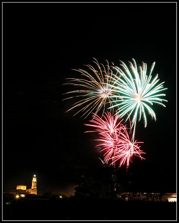 Fuegos artificiales Fiesta Mayor Borges blanques - Página 2 IIMG_6927