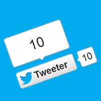 Blogger Code - Twitter : Bouton Tweeter [Tweeter button]