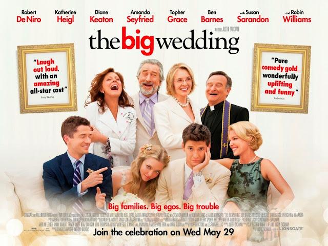 Ο Γάμος της Χρονιάς The Big Wedding Movie Wallpaper