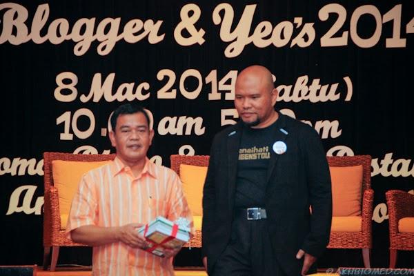 En. Mohd Sukari Bin Ab. Hamid wakil Kementerian Komunikasi dan Multimedia Malaysia